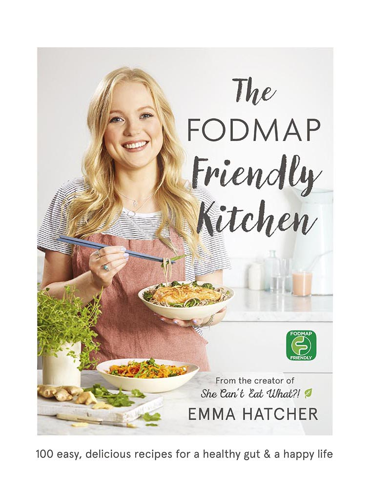 The FODMAP Friendly Kitchen book cover