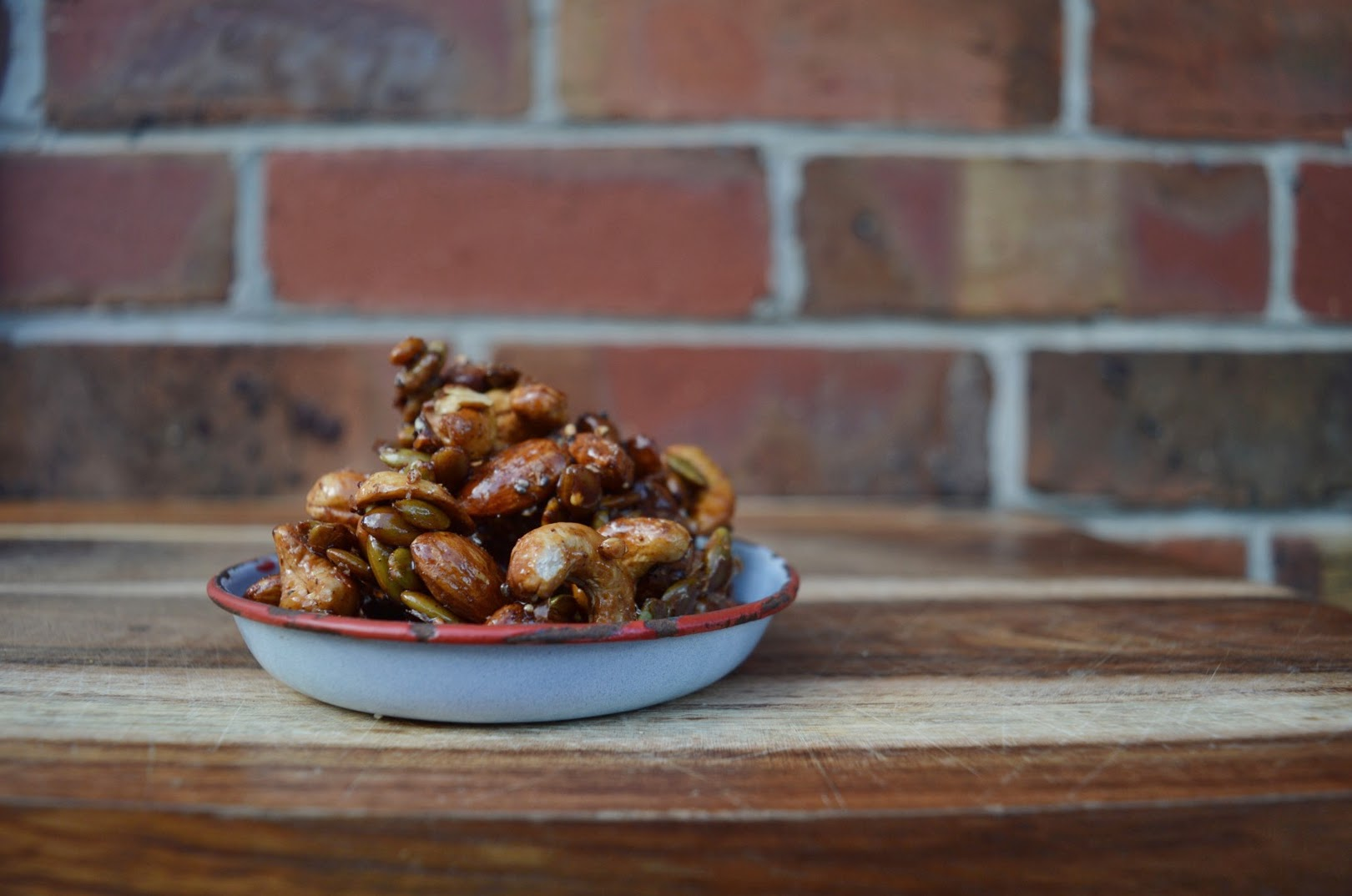 The Fructose Friendly Chef Cinnamon Nuts