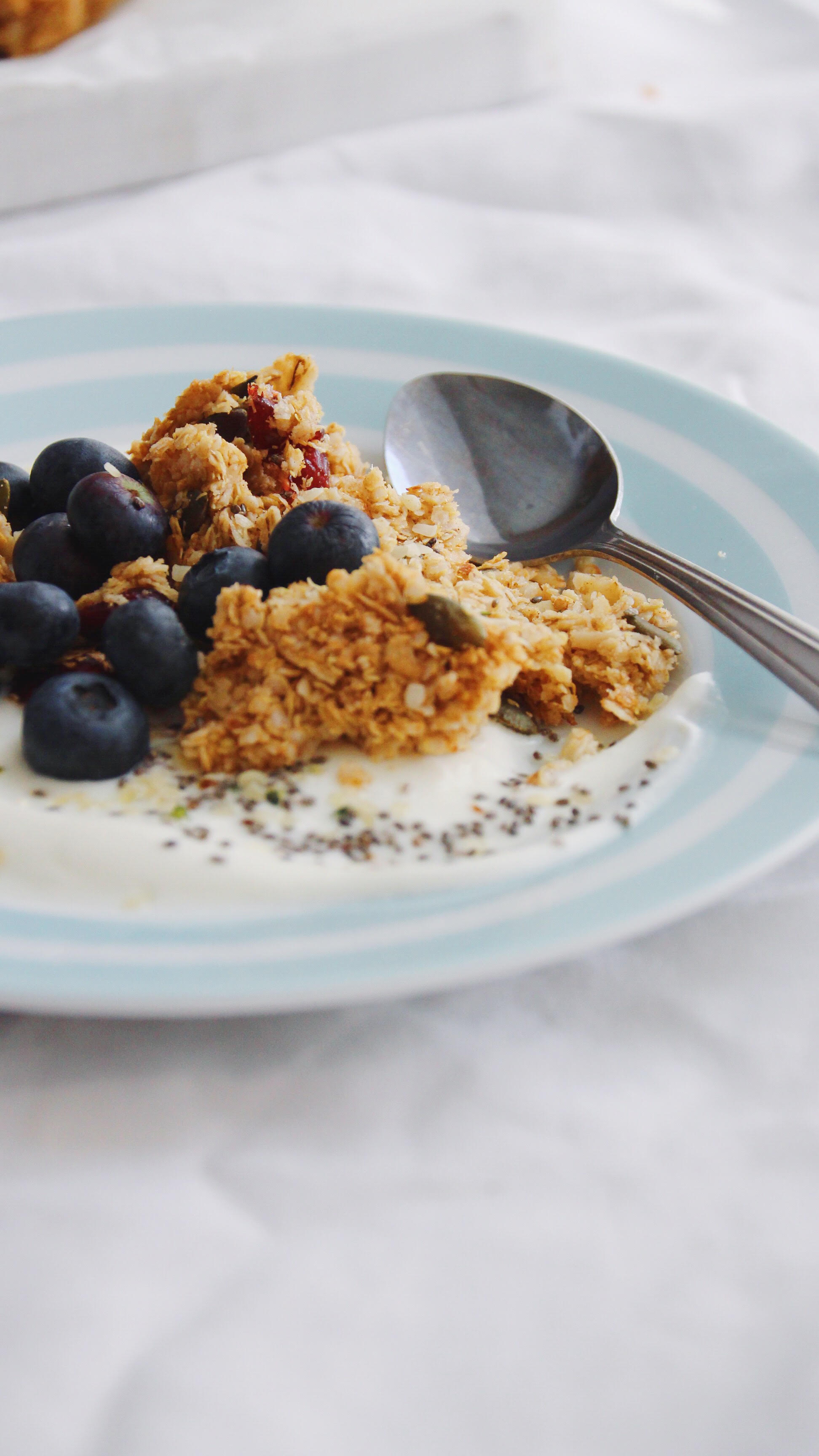 Low FODMAP breakfast recipe
