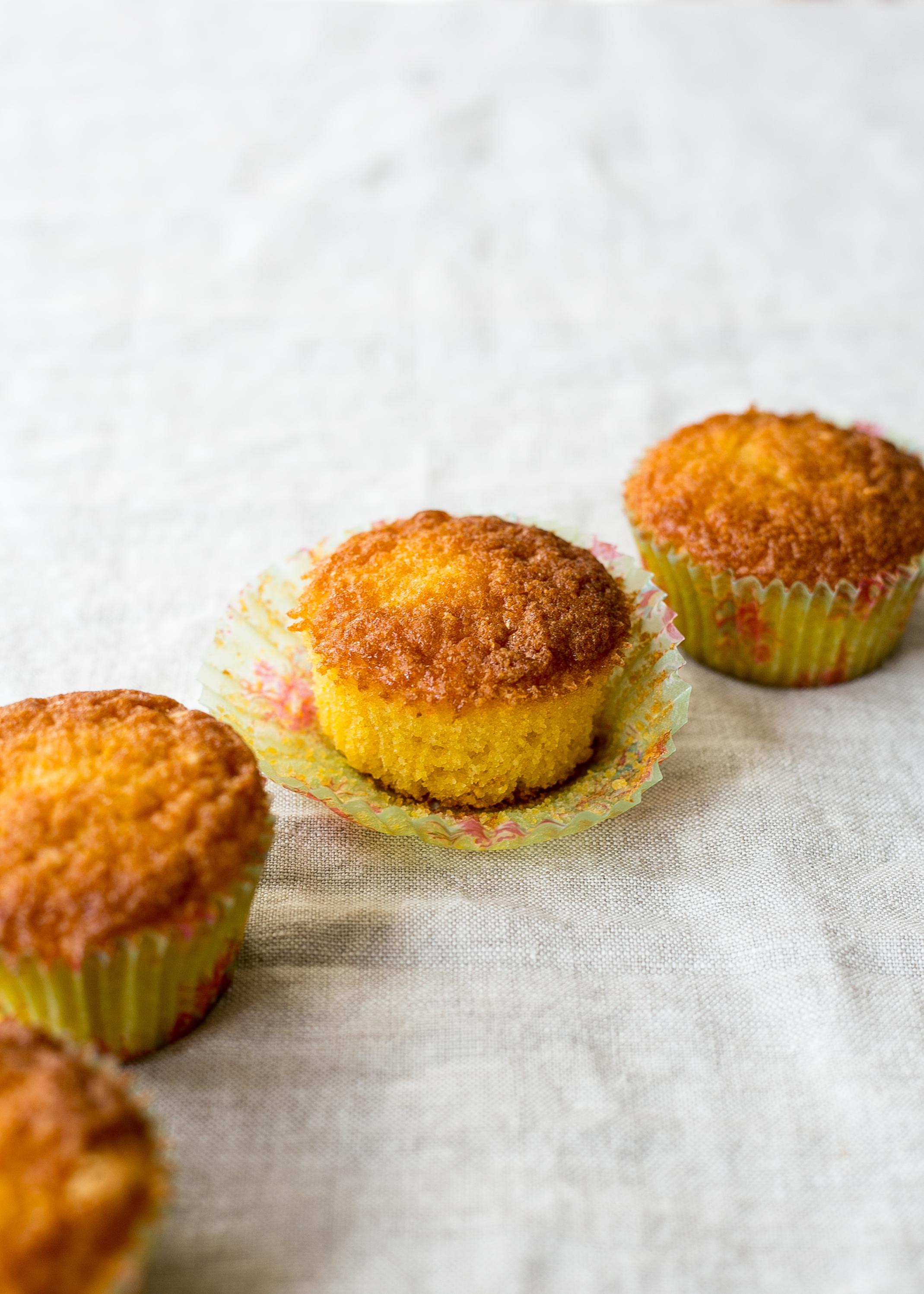 Gluten free sunshine muffins