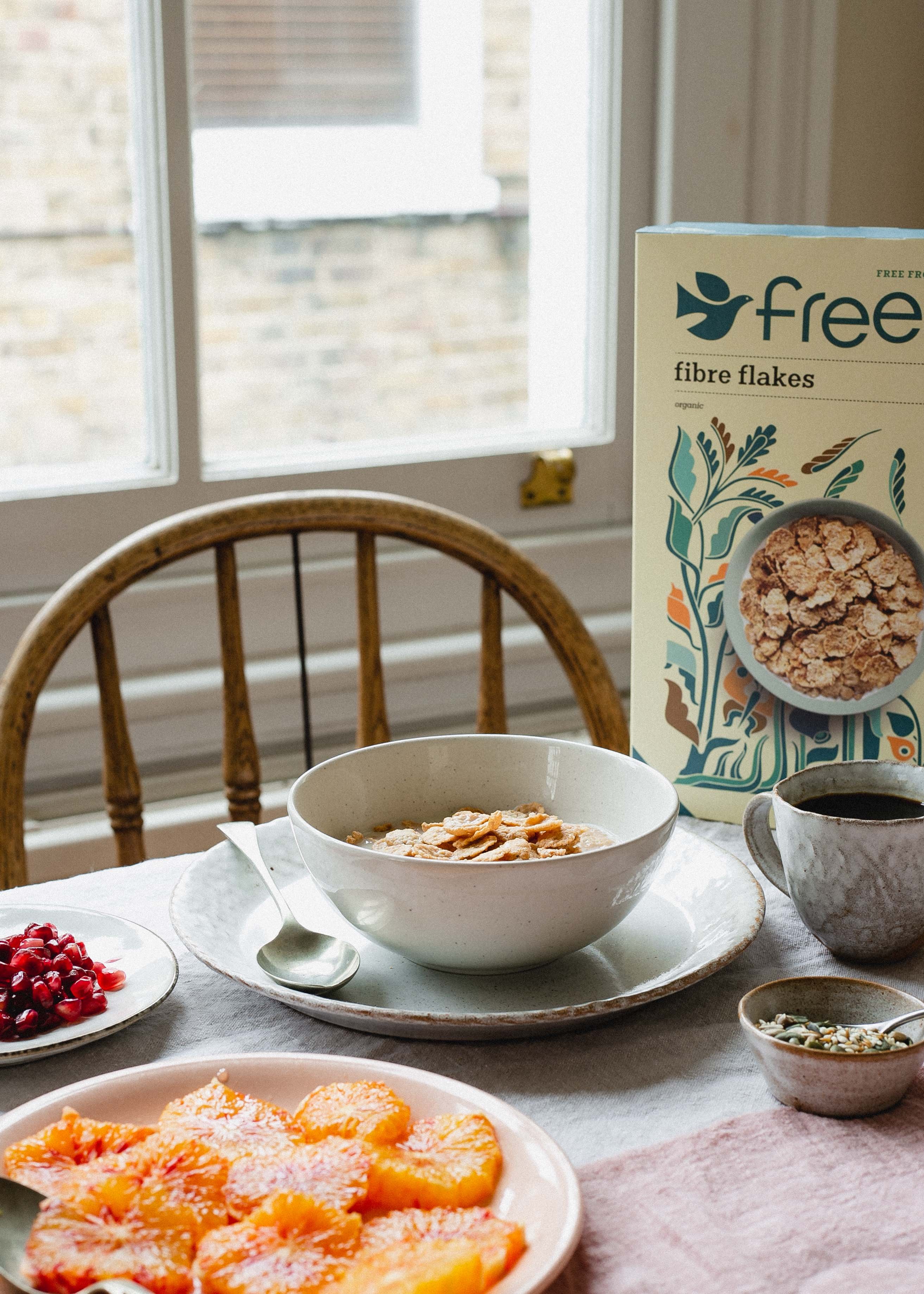 FREEE gluten free cereal