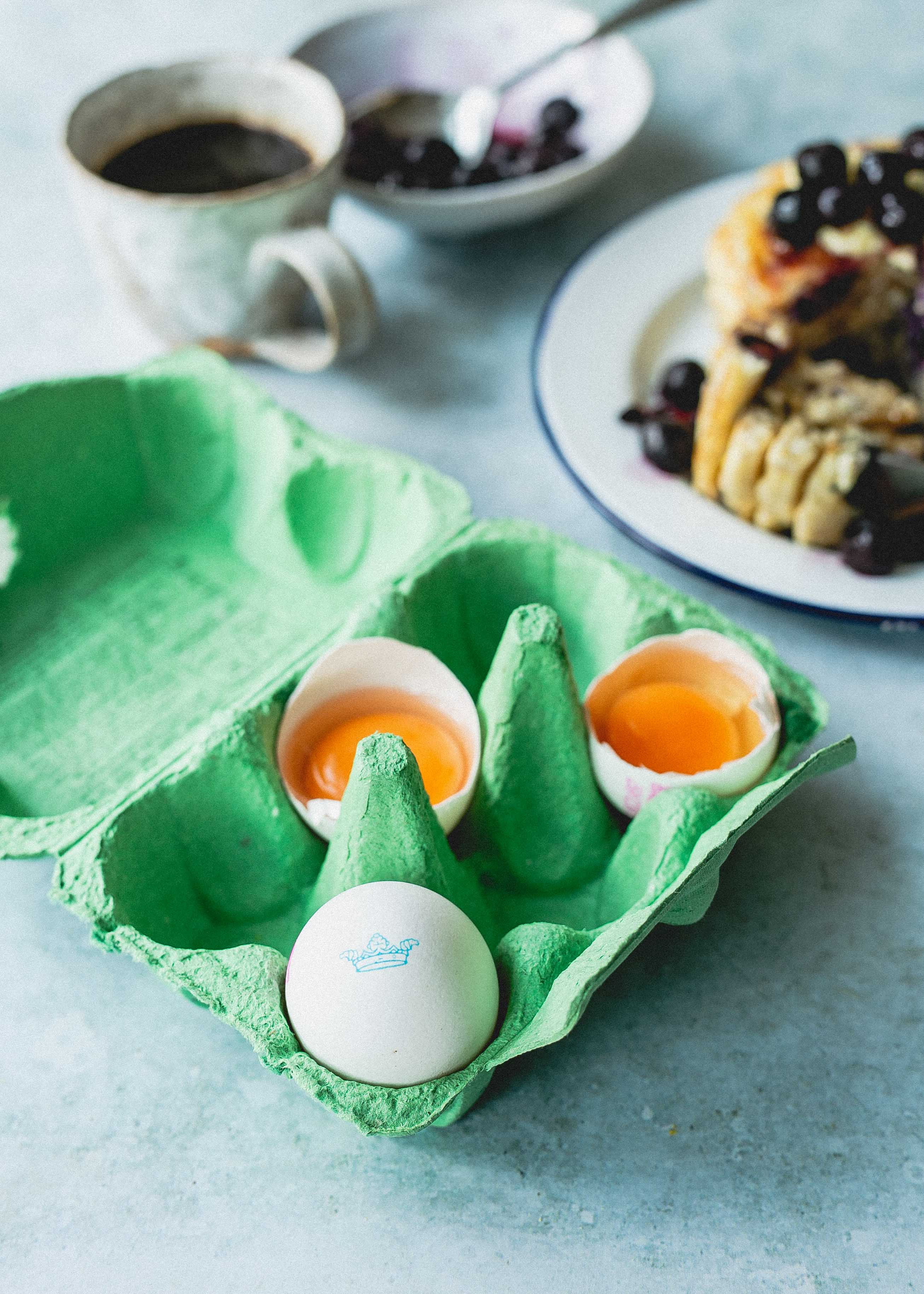 Clarence Court eggs