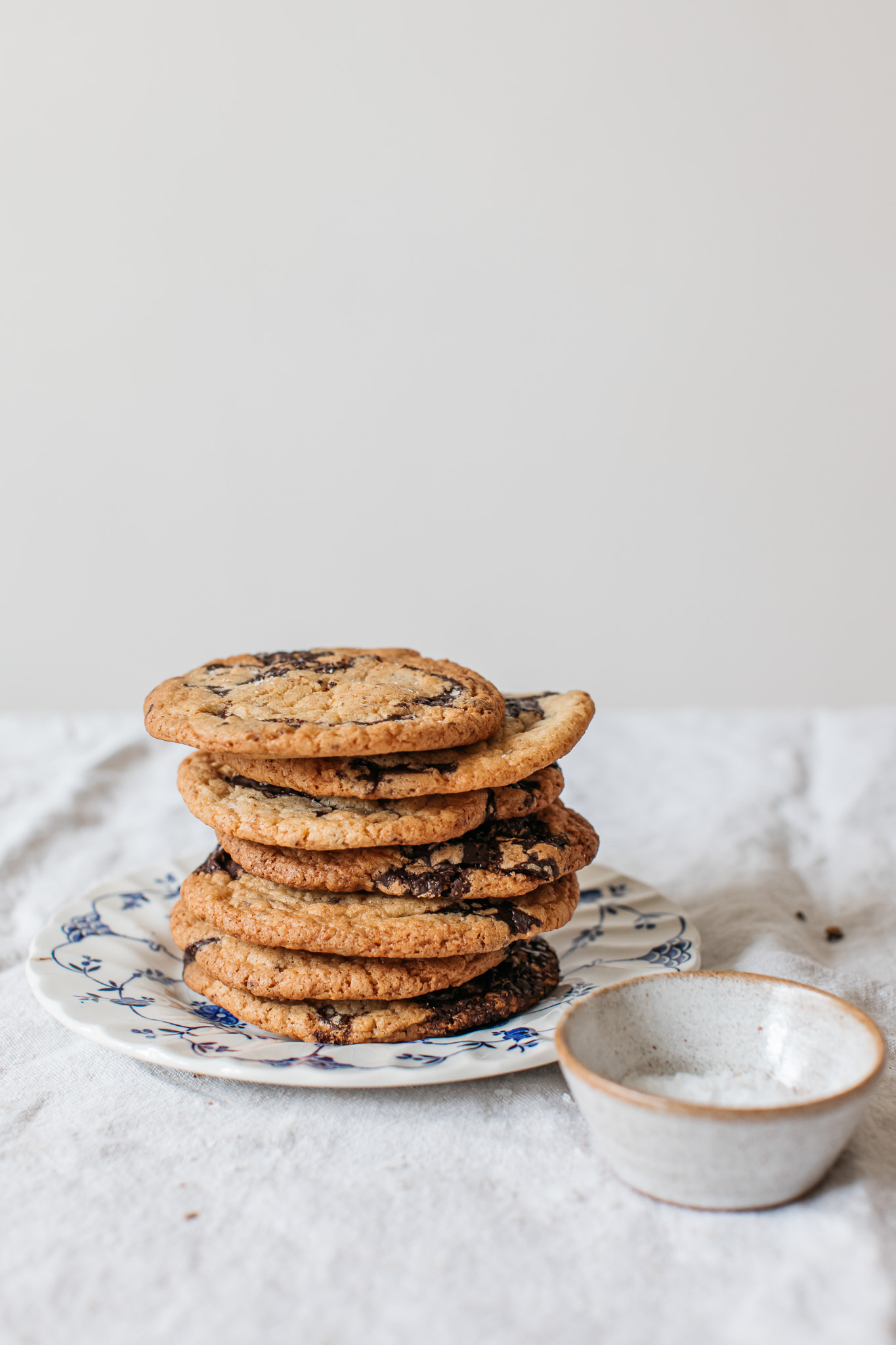 Low FODMAP miso cookies