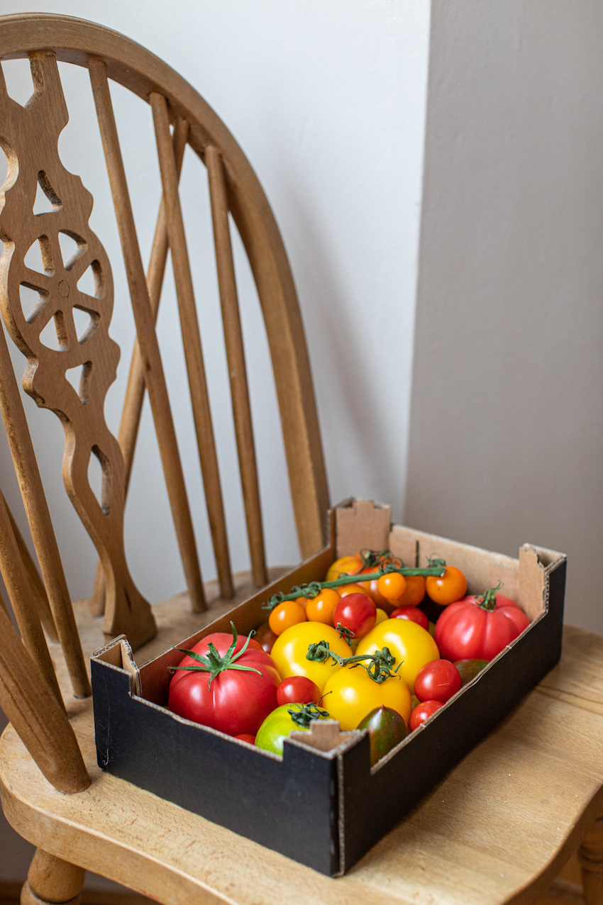 Low FODMAP tomatoes