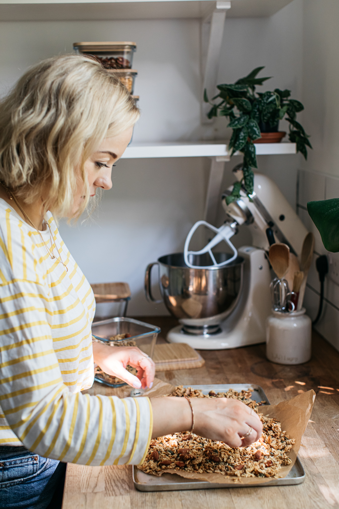Emma Hatcher low FODMAP granola