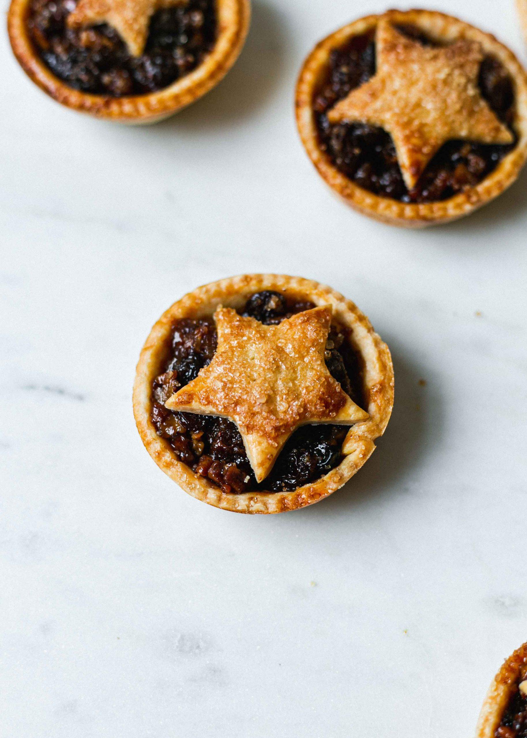 Low FODMAP mince pie gluten free